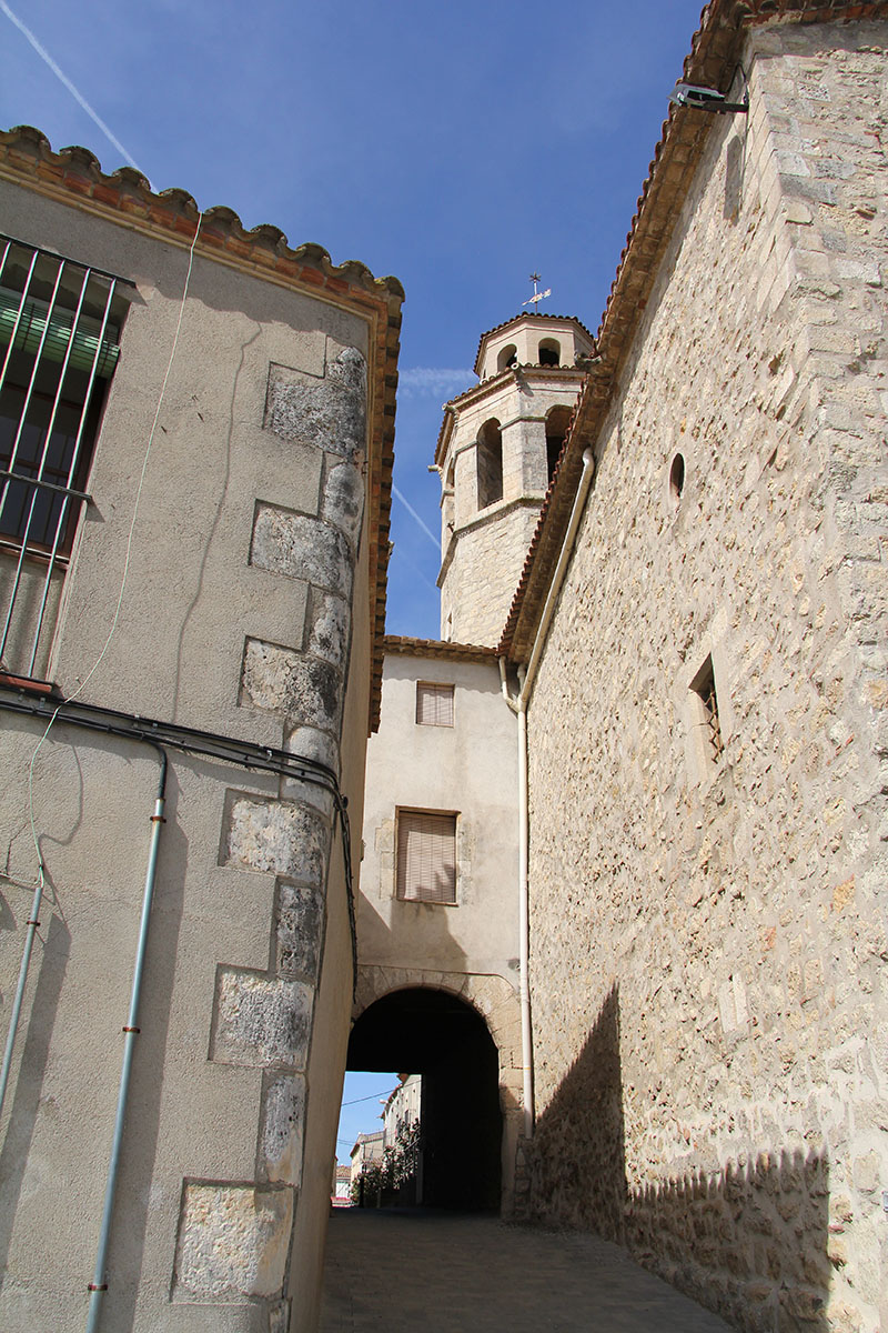 Set in the old town of the municipality | turismelagranada com